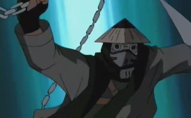 Catálogo ninja. Cadenas