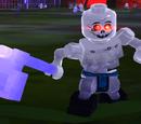 Skeleton Blacksmith