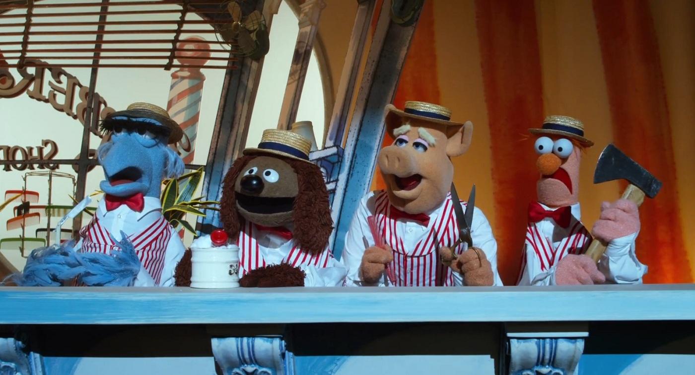 Barbershop music - Muppet Wiki