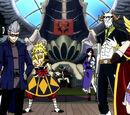 Grimoire Heart Members