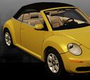 Volkswagen New Beetle Convertible (Driver: San Francisco)
