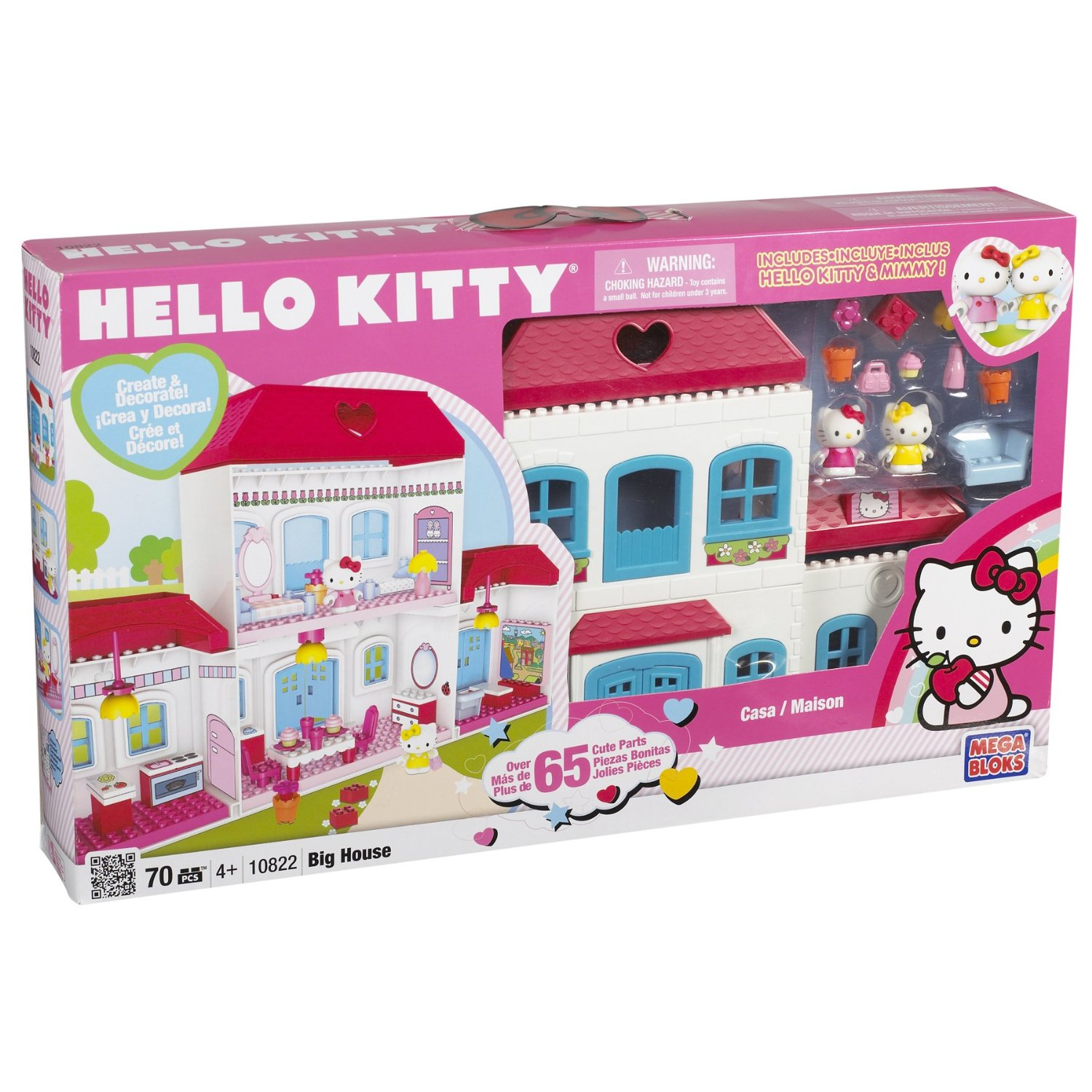 User blog cligra the best theme of anything ever - Lego hello kitty maison ...