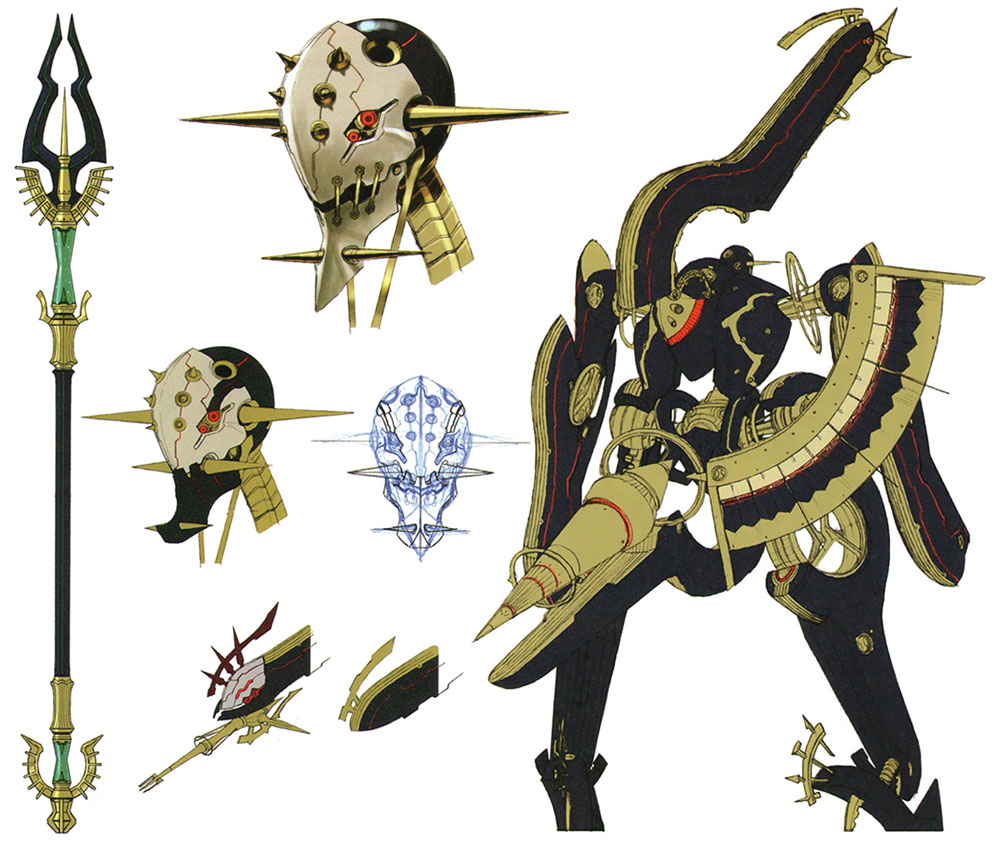 Jade face xenoblade the image kid has it for Metal concept