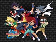 Beyblade G Rev Wallpaper por príncipes