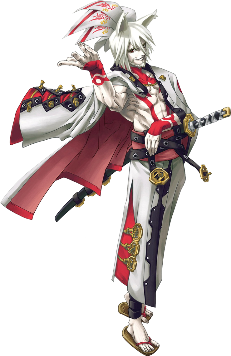 Izuna - Guilty Gear Wiki