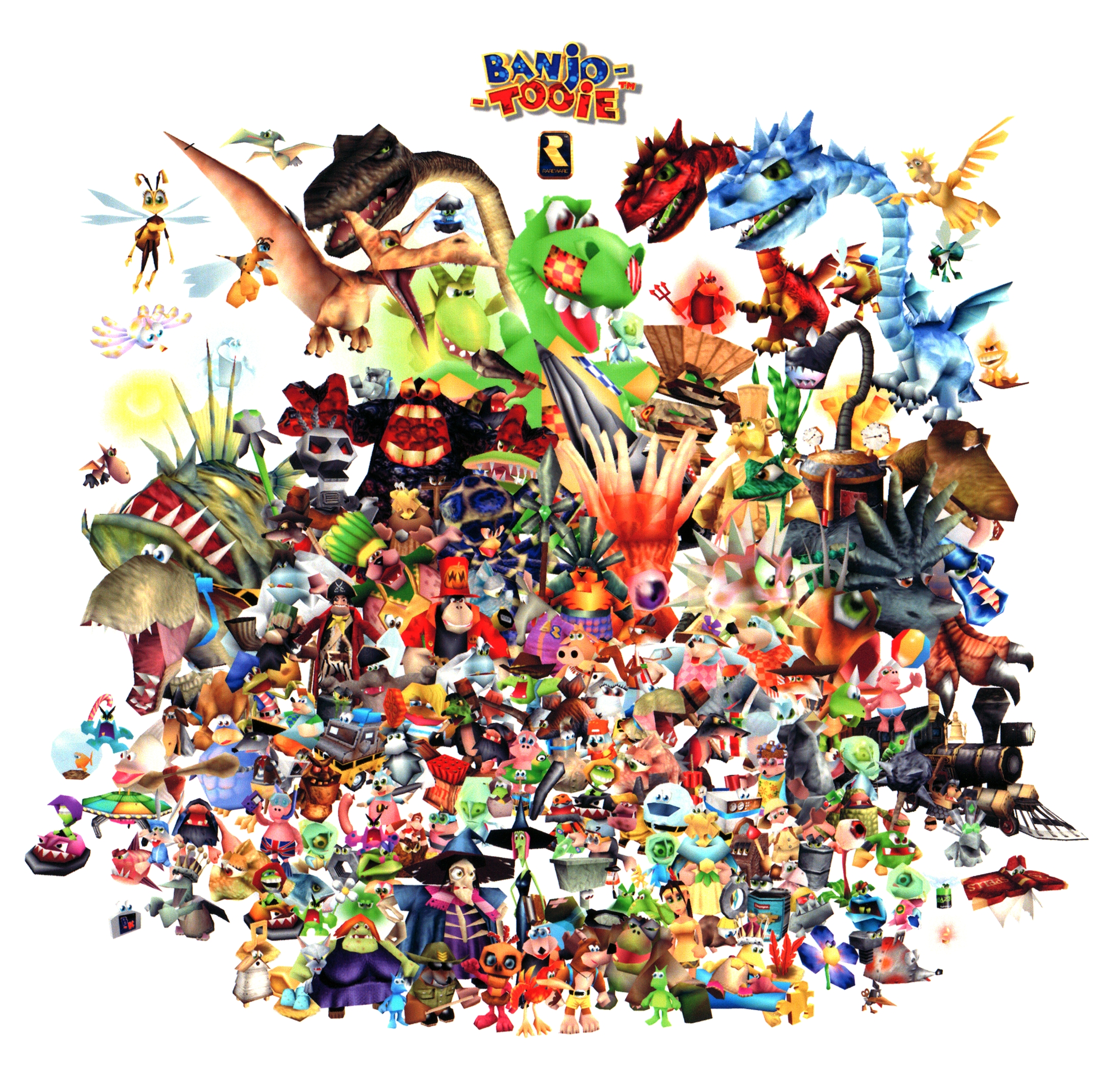banjo kazooie - photo #42