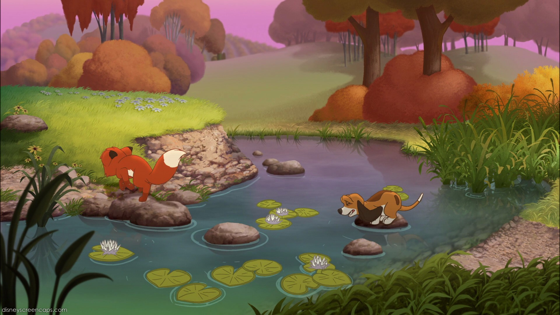 friends for life the fox and the hound 2 disneywiki