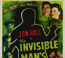 The Invisible Man's Revenge