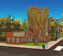 Galaxy Hills Movie Theater