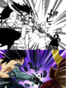 Gajeel grabs sword, manga anime difference.jpg