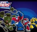 Transformers Animated (Season 4)