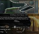 Level 11 alien campaign: Artifact retrieval 101