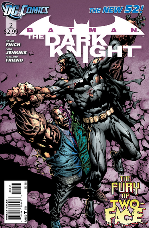 [DC Comics] Batman: discusión general 300px-Batman_the_Dark_Knight_Vol_2_2