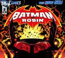 Batman and Robin Vol 2 2