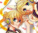 Álbum con Kagamine Len