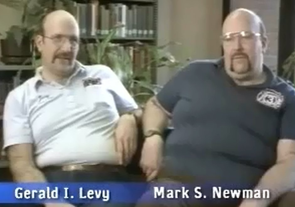Mark S Newman And Gerald I Levy Unsolved Mysteries Wiki