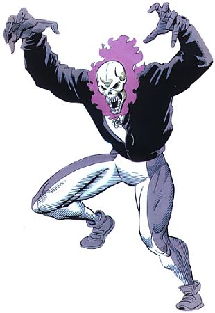 Atomic Skull - Villains Wiki - villains, bad guys, comic ...