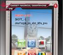 Card 316: Madrigal Smartphone