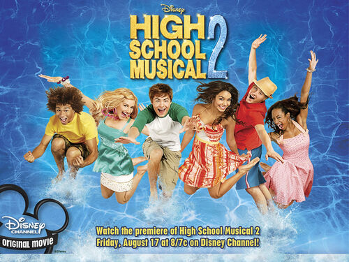 High School Musical Kinox