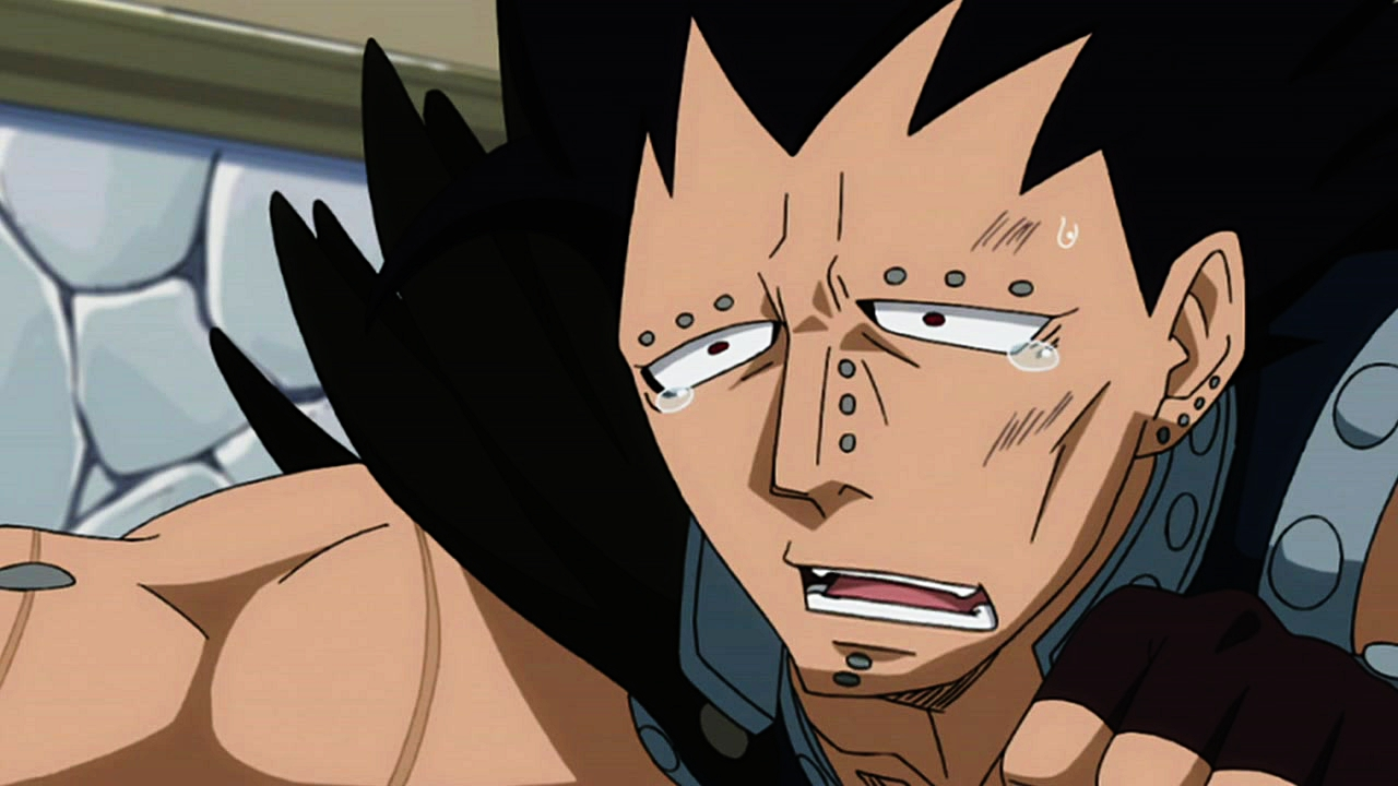 [SYNCH.T] KH 2-1 SFGA (Ganadores: KING HEROES) Gajeel_being_dramatic