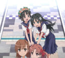 Toaru Kagaku no Railgun (PSP game)
