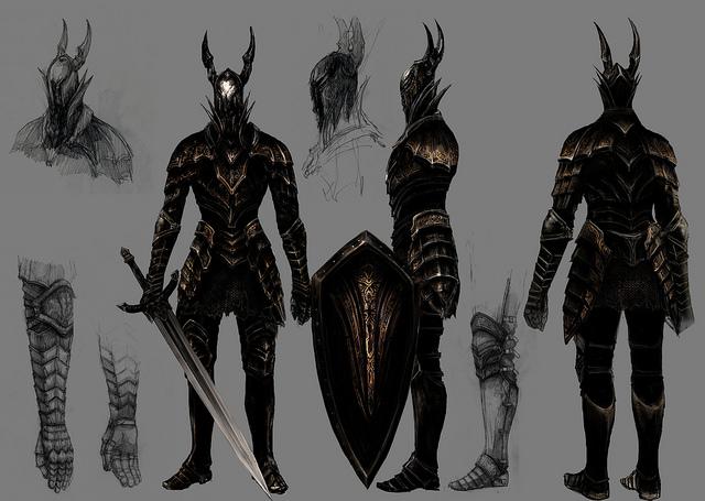 Dark Souls 2 Wiki: Dark Souls: Concept Art
