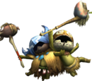 MH3G Character Images