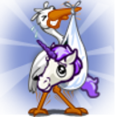 Adopt Purple Pegacorn Foal-icon.png