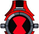 Omnitrix de Albedo