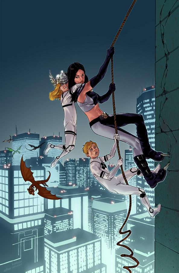 laura kinney earth616 marvel comics database