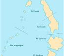 Languages of the Jyokun archipelago