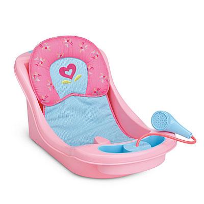 baby 39 s bathtub american girl wiki. Black Bedroom Furniture Sets. Home Design Ideas