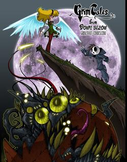 Grim Tales Poster