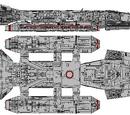 Columbia Class Battlestar (TOS)