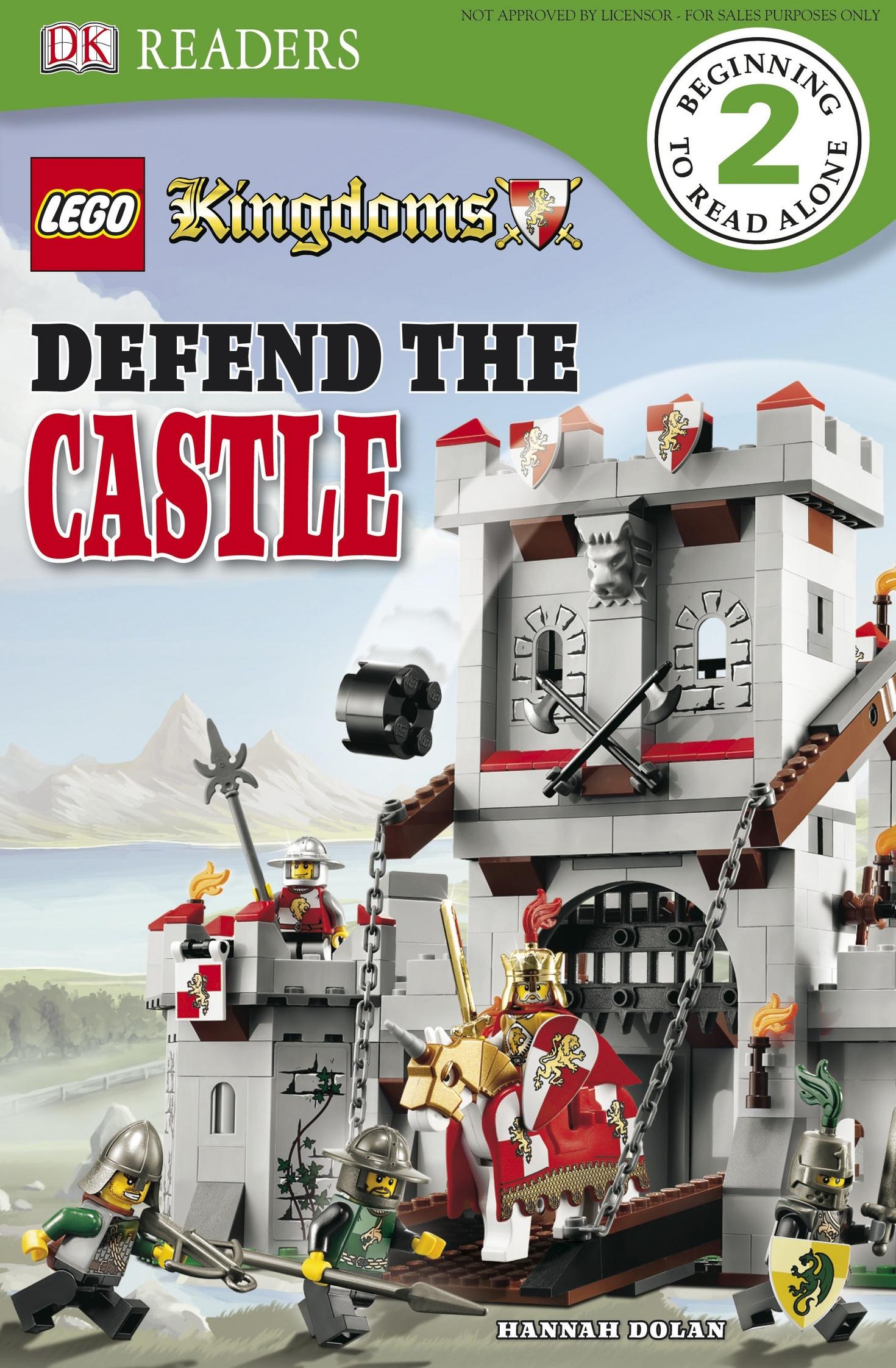 defend the castle