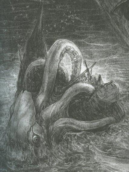Kraken Leviathan Wiki