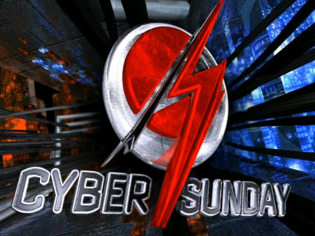 wwe cyber sunday logopedia the logo and branding site