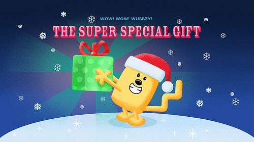 The super special gift wubbzypedia