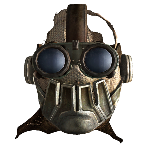 500px Lobotomite Mask And Goggles Png