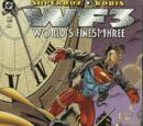 WF3: World's Finest Three (Superboy/Robin)/Covers