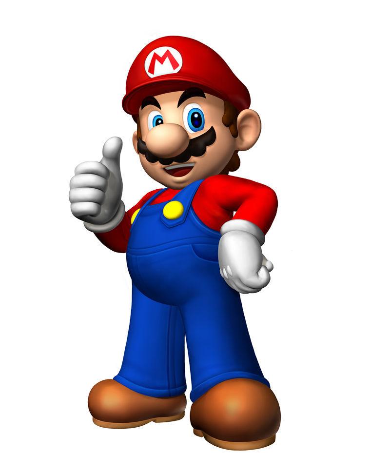 30 Day Video Game Challenge Super_mario