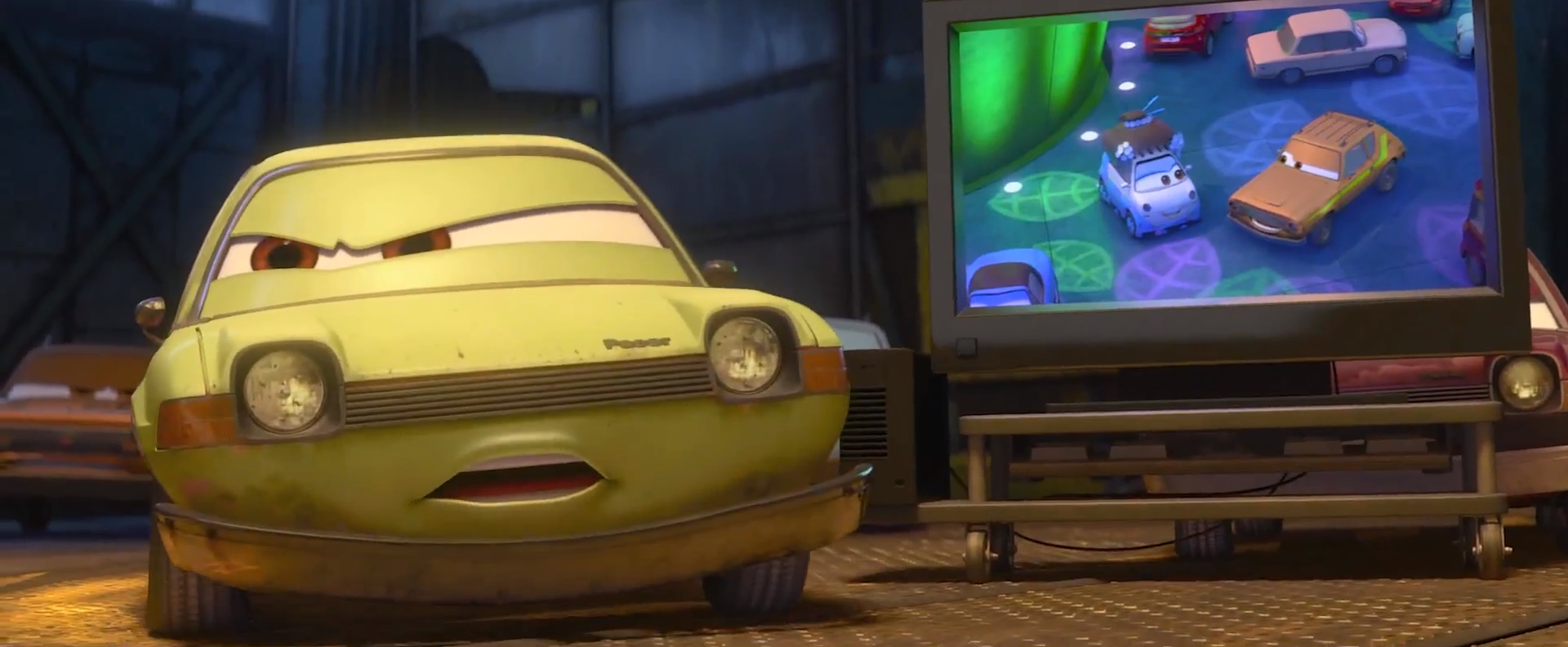 Cars 2 images