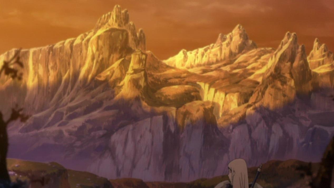 Montanhas Vulcânicas  Paburo_Mountains