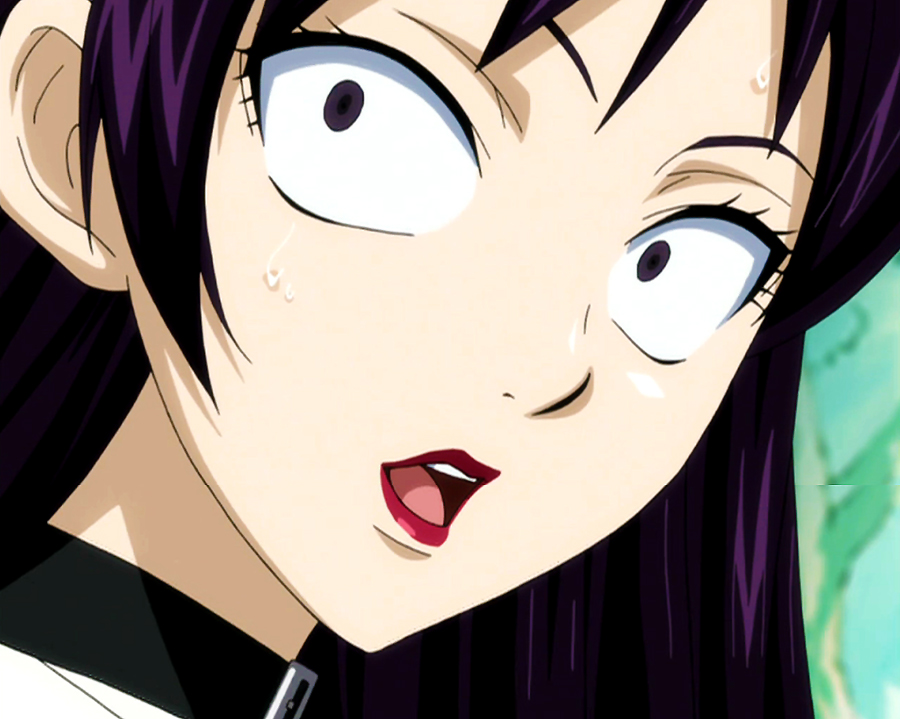 Zeref And Ultear Ultear reaction...