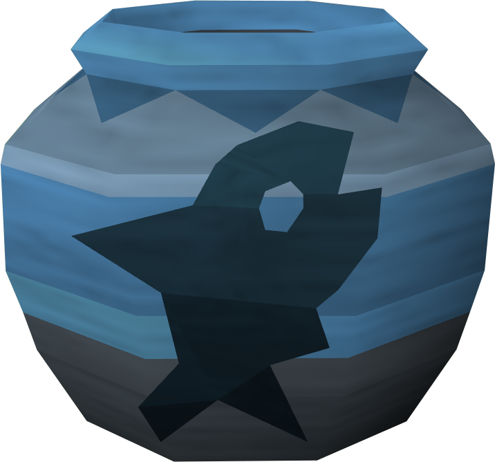 decorated fishing urn the runescape wiki