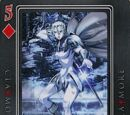 Claymore Playing Cards