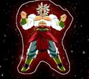 Legendary Hyper Saiyan