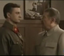 Stalin and Tukhachevsky Talk Scene