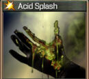 Acid Splash (Unavailable)