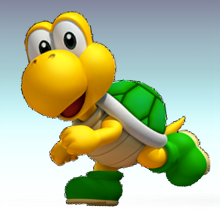 Image koopa troopa smash bros png fantendo the video game fanon